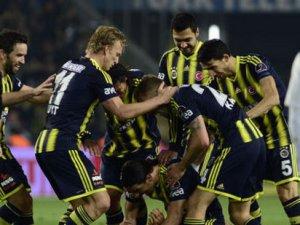Fenerbahçe Kasımpaşa Maçının Sonucu: 2-1