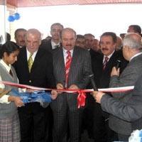 İlk taşınabilir okul açıldı