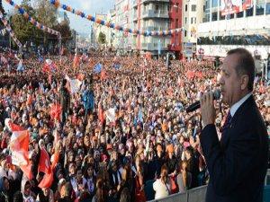 Başbakan Erdoğan'ın Denizli Konuşması