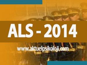 2014 Askeri Liseler Sınav Giriş Belgesi