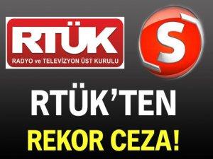 RTÜK'ten SAmanyolu Televizyonuna Rekor Ceza!