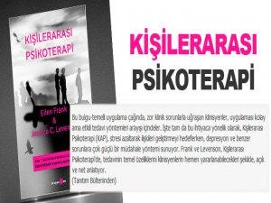 Kişilerarası Psikoterapi Kitabı Okuyan-Us Yayınlarından Çıktı