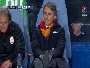 Mancini'nin Hareketi Galatasaraylıları Çıldırttı!