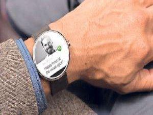 Google Akıllı Saatle Bombayı Patlattı