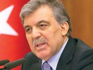 Cumhurbaşkanı Gül: Bu bir casusluktur