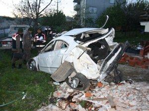 Sakarya'da Kaza 2 Ölü 1 Yaralı