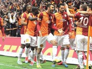 Galatasaray'a 25 milyon Euro Gelir