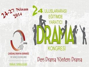 24. Uluslararası Yaratıcı Drama Kongresi
