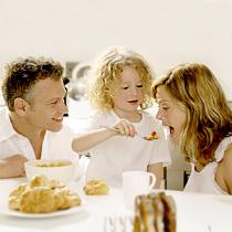Güne, ailece kahvaltıyla başlayın