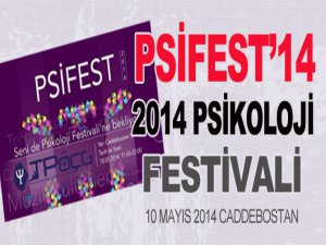 PSİFEST'14 10 Mayıs'ta Caddebostan'da Yapılacak
