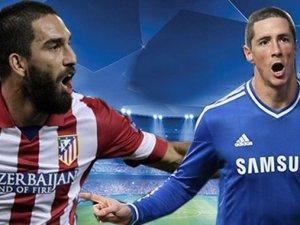 Atletico Madrid Chelsea Maçı'nın Sonucu 0-0