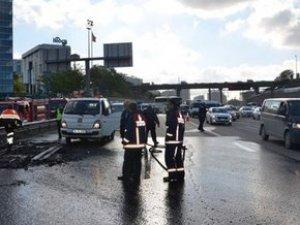 İstanbul Trafiği Felç Oldu