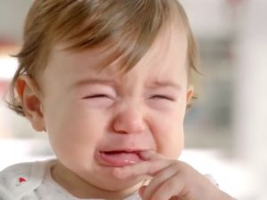 Evdeki Stres Bebeği Ağlatıyor