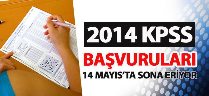 2014 KPSS Lisans Başvuruları Ne Zaman Bitiyor