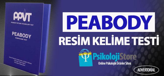 Peabody Resim Kelime Testi Materyalleri