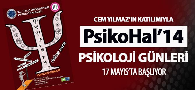 """""""PsikoHal'14- Psikoloji Günleri"""" 17 Mayıs'ta Başlıyor"""