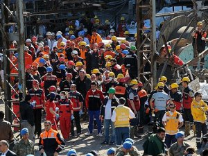Maden faciasından sağ kurtulan işcilerin ismi