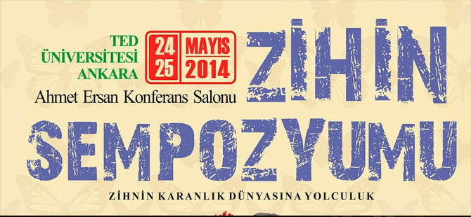 Zihin Sempozyumu 24 Mayıs'ta Başlıyor
