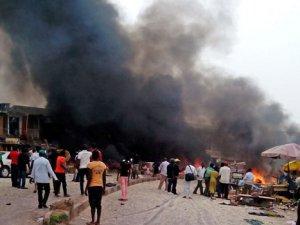 Nijerya'da Patlama: En az 118 Ölü