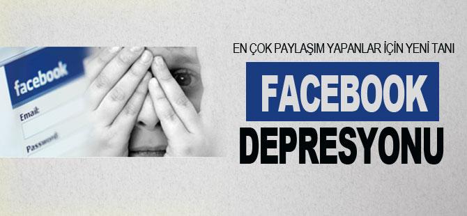 Tıpta Yeni Teşhis: Facebook Depresyonu!