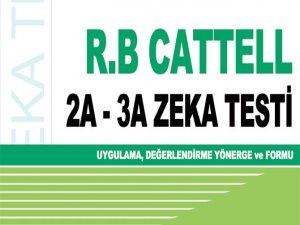 CATTEL ZEKA TESTİ