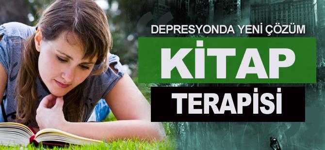 Depresyonda Yeni Çözüm: Kitap Terapisi