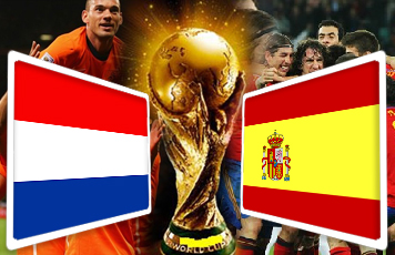 İspanya Hollanda Maçının Golleri