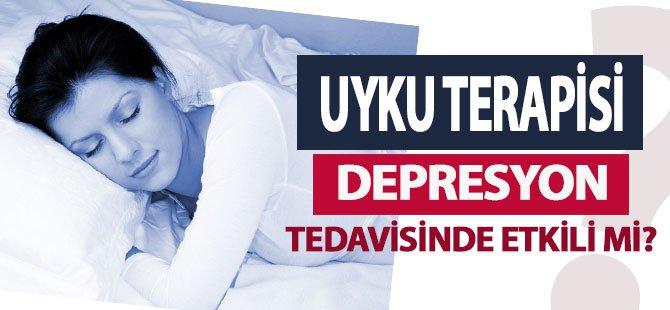 Uyku Terapisi Depresyon Tedavisinde Etkili mi?
