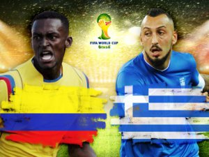 Kolombiya Yunanistan Maçı Saat Kaçta Hangi Kanalda