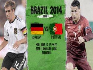 Almanya Portekiz Maçı Saat Kaçta