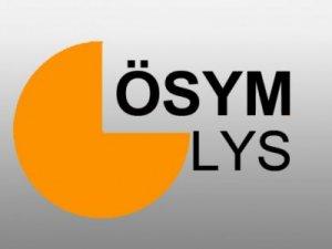 ÖSYM LYS Tercih İşlemleri 2014 ÖSYS LYS Taban/Tavan Puanlar