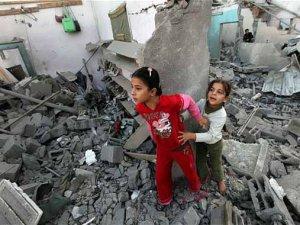 Gazze'de Ölü Sayısı 501'e Yükseldi