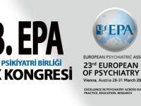 23. EPA (Avrupa Psikiyatri Birliği) Yıllık Kongresi