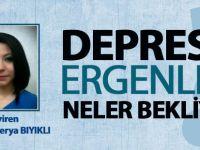 Depresif Ergenleri Neler Bekliyor? Psikolog Derya BIYIKLI