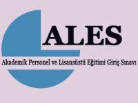 2015 ALES Sonbahar Başvuru Klavuzu