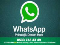 Whatsapp Psikolog