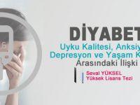 Diyabet Hastalığı, Depresyon ve Yaşam Kalitesi İlişkisi