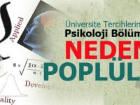 Üniversite Tercihlerinde Psikoloji Bölümü Neden Popüler?