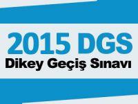 2015 DGS Tercih Kılavuzu