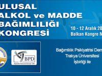 9. Ulusal Alkol ve Madde Bağımlılığı Kongresi