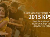 KPSS 2015/3 Tercih Kılavuzu