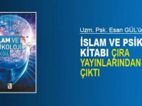 'İslam ve Psikoloji' Kitabı Çıktı