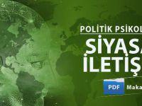 Politik Psikoloji ve Siyasal İletişim