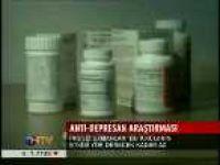 Antidepresan araştırması (VİDEO)