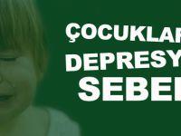 Stres Çocukları Depresyona Sokuyor