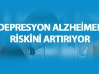 Depresyon Alzheimer riskini artırıyor