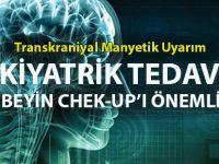Psikiyatrik Tedavide Beyin Chek-Up'ı Önemli