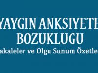 Yaygın Anksiyete Bozukluğu  - PDF