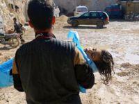 Suriye'de Esad rejimi klor gazıyla saldırdı
