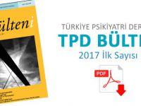 TPD Bülteni 2017 1. Sayı